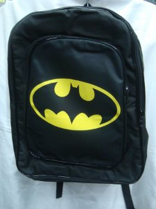 Mochila Escolar - HQ's - Batman