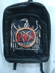 Mochila Escolar - Slayer