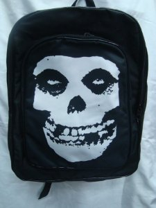 Mochila Escolar -The Misfits