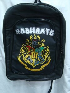 Mochila Escolar - Harry Potter - Hogwarts