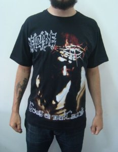Camiseta Deicide - Scars of the Crucifix