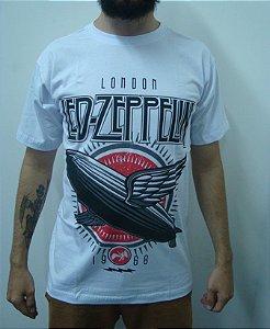 Camiseta Led Zeppelin - London 1968