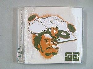 CD Marcelo D2 - à procura da batida perfeita