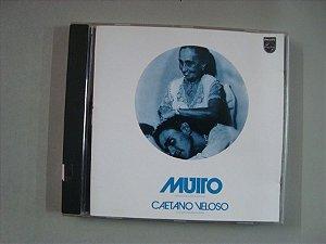 CD Caetano Veloso - Muito - Dentro da estrela azulada