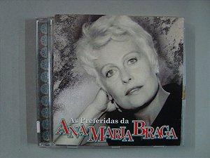 CD - As preferidas da Ana Maria Braga