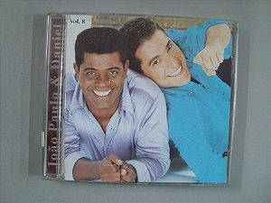 CD João Paulo e Daniel - Volume 8