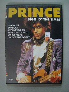 DVD Prince - Sign 'o' the times