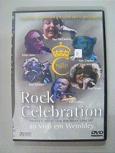 DVD Rock Celebration - Ao vivo em Wembley