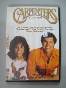DVD Carpenters - Super Hits