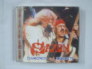 CD Saxon - Diamonds and Nuggets