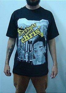 Camiseta Todo Mundo Odeia o Chris