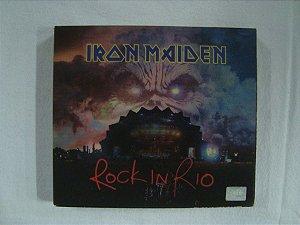 CD Iron Maiden - Rock in Rio