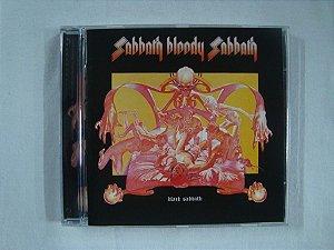 CD Black Sabbath - Sabbath Bloody Sabbath - Importado