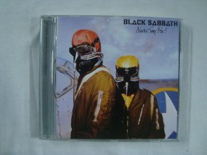 CD Black Sabbath - Never Say Die !