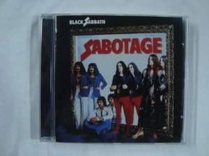 CD Black Sabbath - Sabotage
