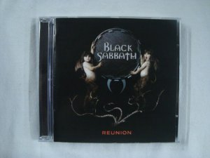 CD Black Sabbath - Reunion - Duplo
