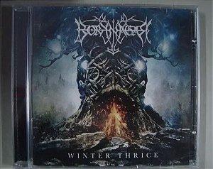 CD Borknagar - Winter Thrice