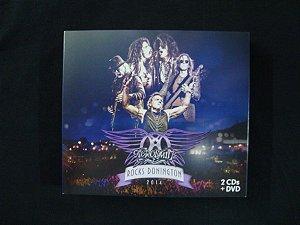 Aerosmith - Rocks Donington 2014 - 2 CD's + DVD