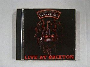CD Motorhead - Live at Brixton