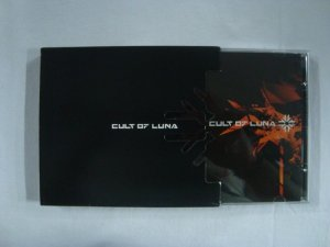 CD Cult of Luna - Capa especial