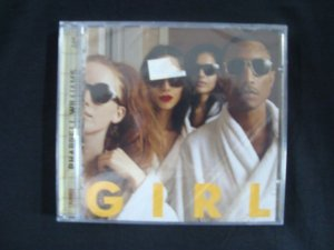 CD Pharrel Williams - Girl