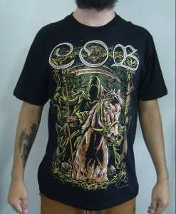 Camiseta Children of Bodom - Prayer for the Afflicted