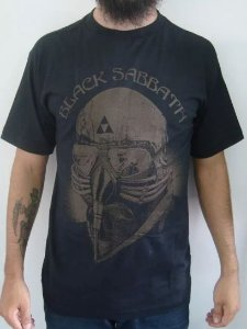 Camiseta Black Sabbath - Never Say Die