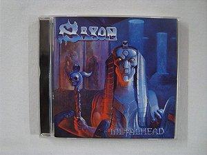 CD Saxon - Metalhead - Importado