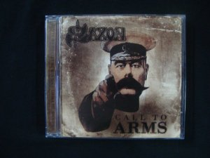 CD Saxon - Call to Arms - Importado