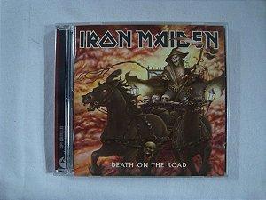 CD Iron Maiden - Death on the Road - Duplo
