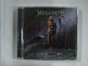 CD Megadeth - Countdown to Extinction - Importado