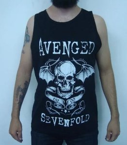 Camiseta Regata - Avenged Sevenfold