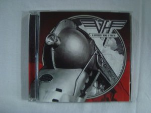 CD Van Halen - A Different King of Truth - Duplo
