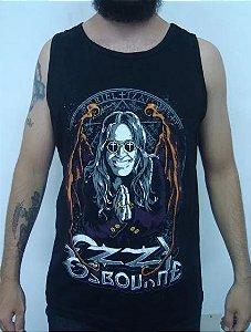 Camiseta Regata Ozzy Osbourne
