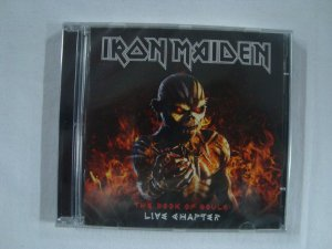 CD Iron Maiden - The Book of Souls - Live Chapter - Duplo