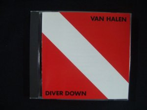 CD Van Halen - Diver Down