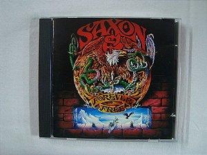 CD Saxon - Forever Free
