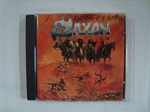 CD Saxon - Dogs Of War