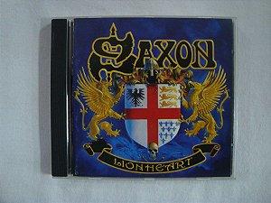 CD Saxon - Lion Heart