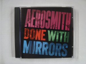 CD Aerosmith - Done with Mirrors