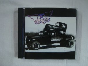 CD Aerosmith - Pump