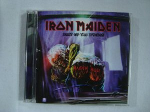 CD Iron Maiden - Best Of The B'sides