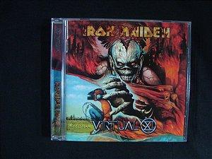 CD Iron Maiden - Virtual XI