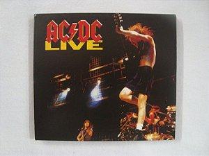 CD AC DC - Live