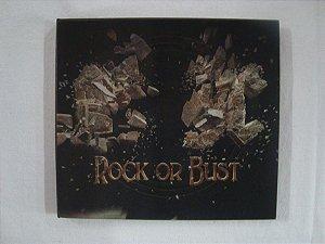 CD AC DC - Rock or Bust - Capa especial