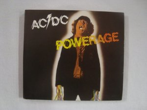 CD AC DC - Powerage