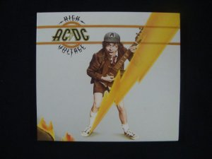 CD AC DC - High Voltage