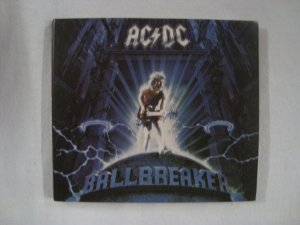 CD AC DC - BallBreaker