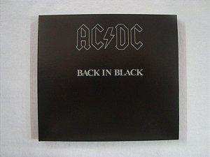 CD - AC DC - Back in Black