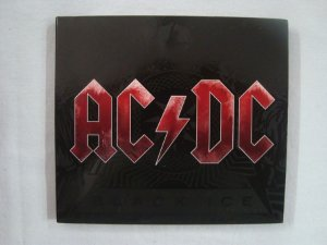 CD AC DC - Black Ice